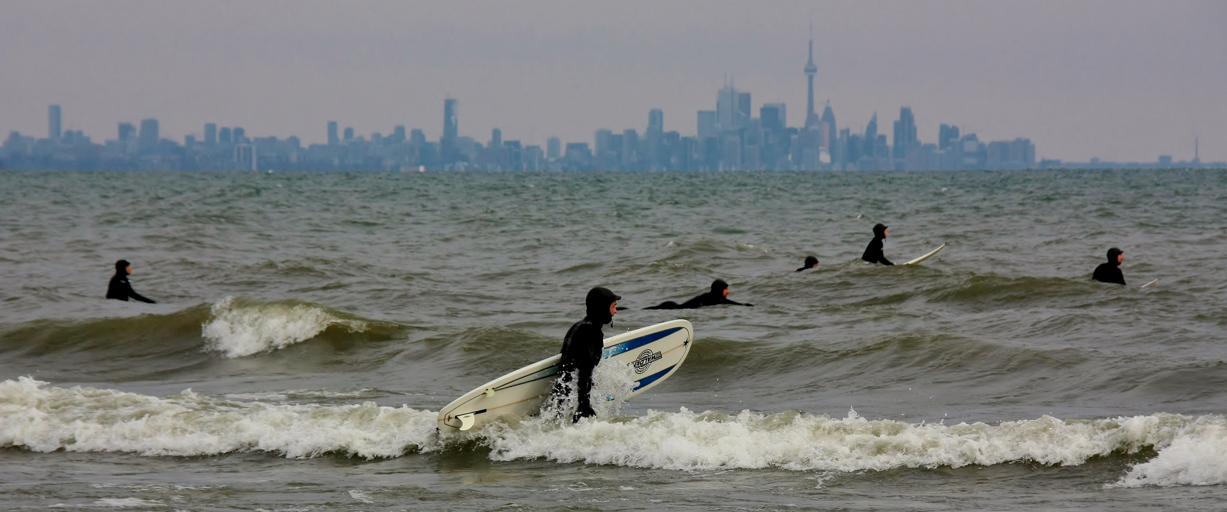 winter surfing, water quality, recreational water illness