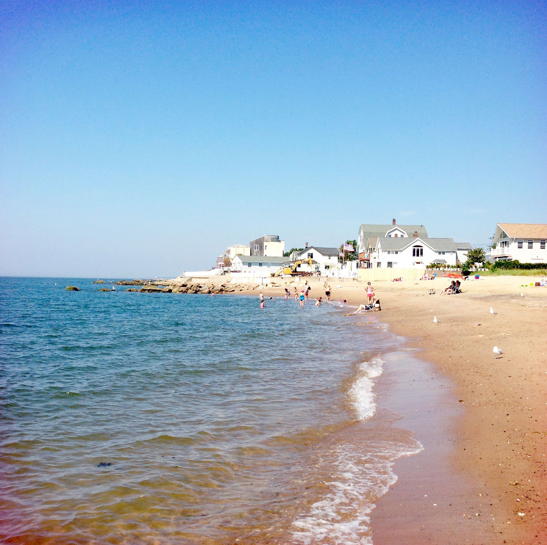 Beaches in Connecticut