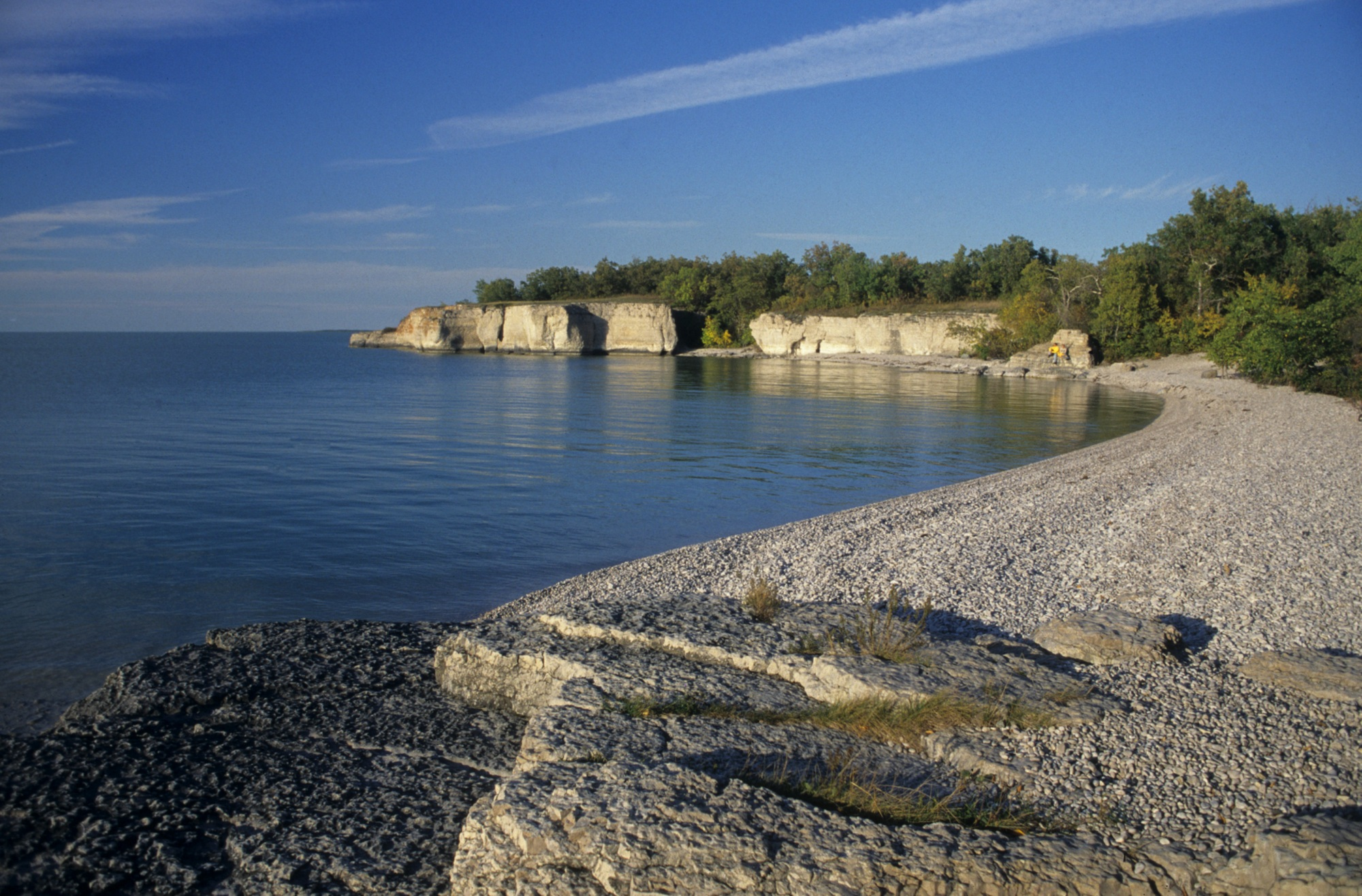 Beaches in Manitoba