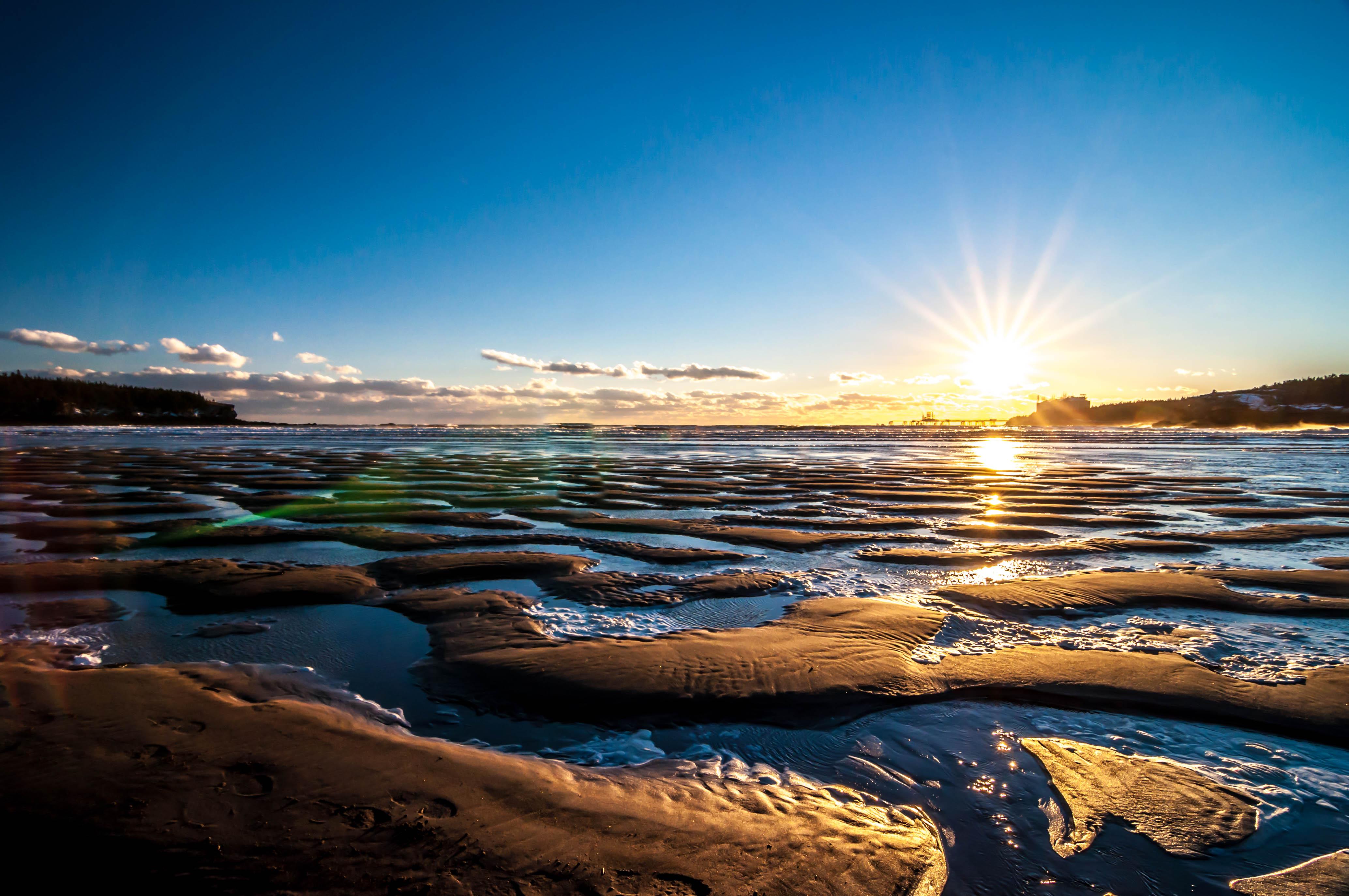 Beaches in New Brunswick