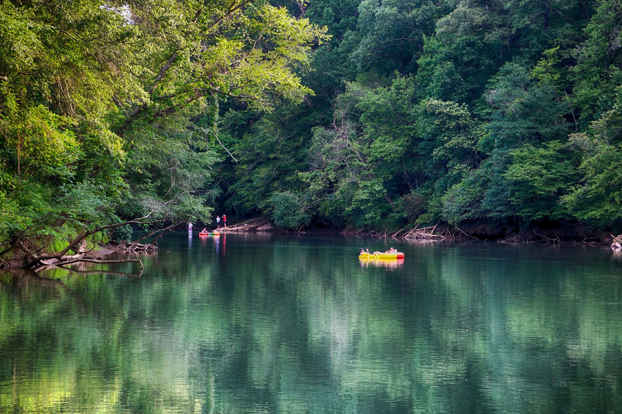 Chattahoochee River National Recreation Area, Medlock Bridge Park